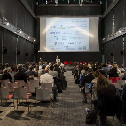 First International Conference on Clinical Metagenomics